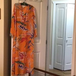 Beach / swimsuit Cover-up NWT